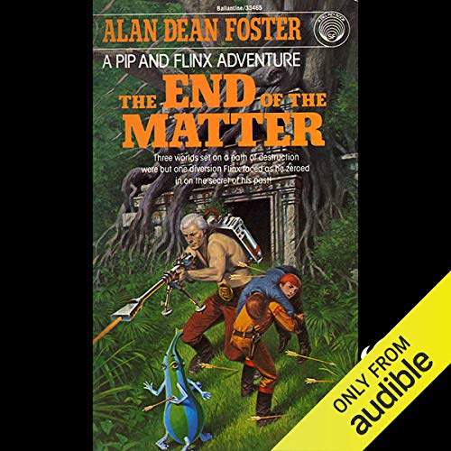 The End of the Matter audiobook cover art