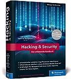 Hacking & Security: Das umfassende Hacking-Handbuch mit über 1.000 Seiten Profiwissen. 2.,...