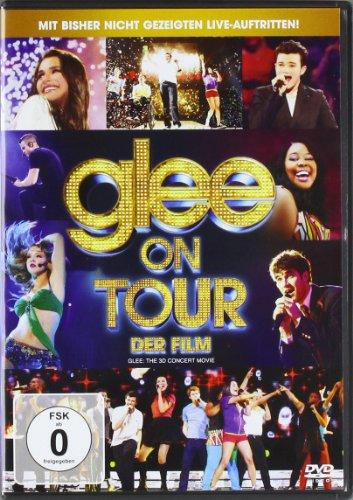 Glee on Tour - Der Film