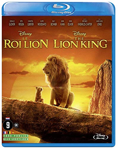 Blu-Ray Le Roi Lion