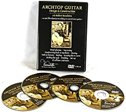 Archtop Guitar Design and Construction (DVD) with Robert Benedetto