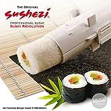 Sushezi - Perfect sushi- Appareil à sushis et makis à piston - EU Patented Model