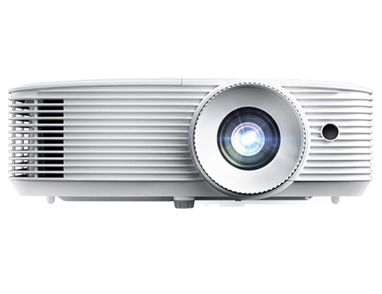 Optoma HD39HDR Brightness Projector Operation