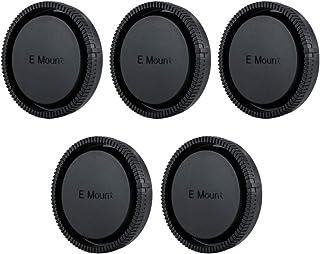 JJC Tapa del objetivo para Sony Montura-E - Reemplazo de Sony ALC-R1EM (5 pieza)