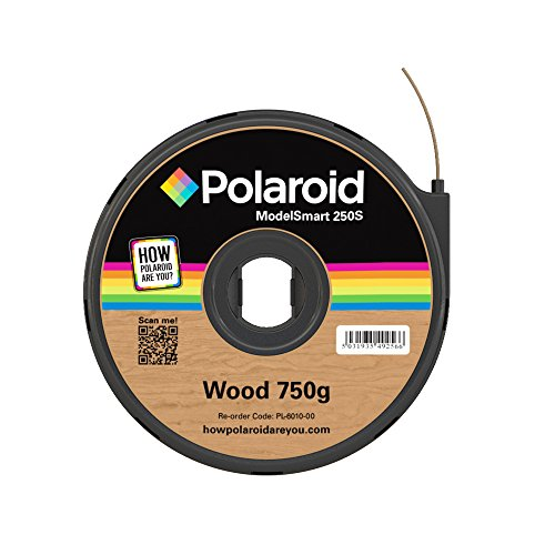 EBP Polaroid 3D 750g PLA Roll for 3D Printer - Wood