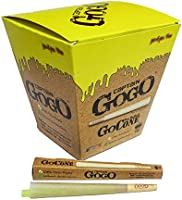 Captain Gogo Paper Gocone PreRolled (UnBleached Brown)