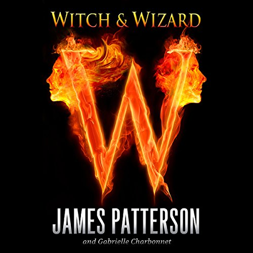 Witch & Wizard audiobook cover art