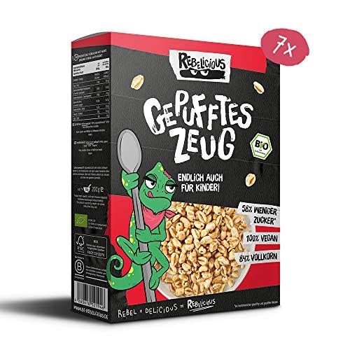 REBELICIOUS Bio Cornflakes