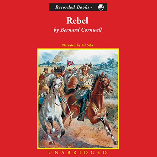 Rebel: Bull Run, 1861 audiobook cover art