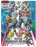 Super Smash Bros: 2021 – 2022 Games Calendar – 18 months – High Quality Images