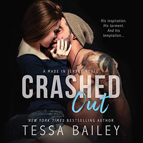 Crashed Out audiobook cover art