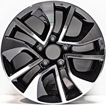 New 16 inch Alloy Wheel Rim compatible with 2004-2016 Honda Civic One Piece (16 inch x 6.5 inch/Hub Bore: 64.1 / Bolt Pattern: 5 x 114.3 / Offset: 45 mm)