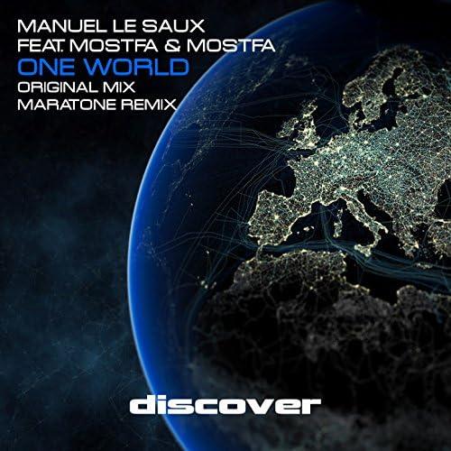 Manuel Le Saux & Mostfa & Mostfa