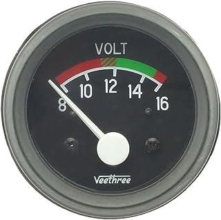 Suchergebnis Auf Für Voltmeter Analog Auto Motorrad