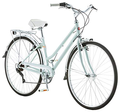 Schwinn Wayfarer Hybrid Bicycle, Retro-Styled...