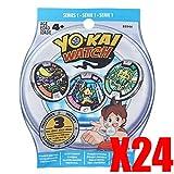 Yokai - Yo-Kai Watch PA3. Pack de 24 Sobres S1.