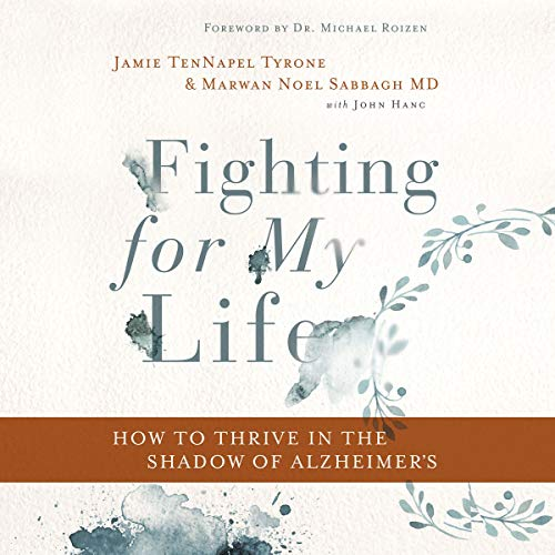 Fighting for My Life audiobook cover art