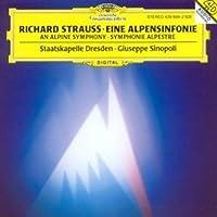 Eine Alpensinfonie by Giuseppe Sinopoli (2007-08-21)