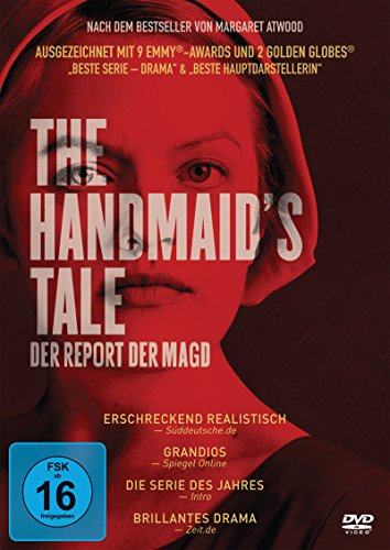 The Handmaid's Tale [4 DVDs]