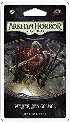 Asmodee Fantasy Flight Games FFGD1144 Arkham Horror: LCG - Weber des Kosmos - Traumfresser-6, Experten-Spiel, Deutsch