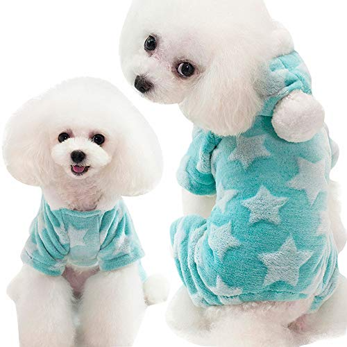 ODOKEI Hundemantel Hundebekleidung Winter warme Mäntel und Jacken Hündchen Weste Kleidung für Kleine mittlere große Hunde Kleidung