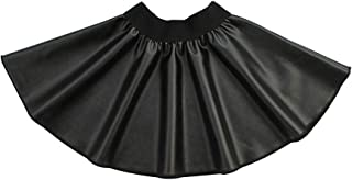 Best kids black leather skirt Reviews
