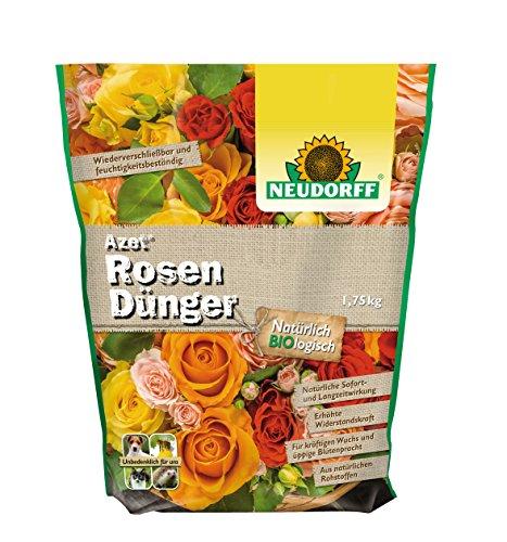 "Rosendünger ""Azet®"" NEUDORFF ROSEN- DüNGER 1,75KG 1201"