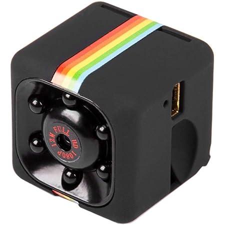 Kkmoon Sq11 Mini Kamera 1080p Full Hd Auto Dvr Versteckte Kamera Dvr Recorder Dv Kamera Nachtsicht Videokamera Auto