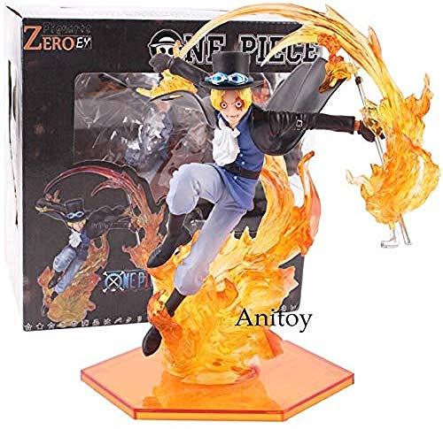 Figura de Anime One Piece Figuarts Zero EX Sabo PVC Figura de Acción