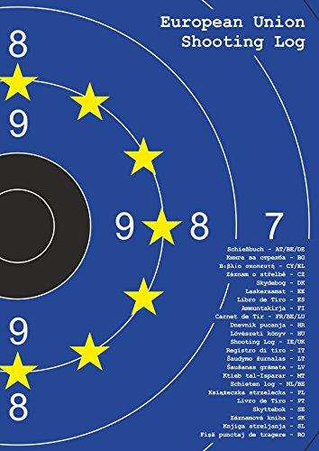 Schießbuch für Sportschützen und Behörden - Europäische Union