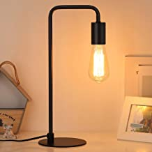 Best industrial edison table lamp Reviews