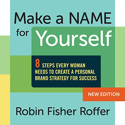 Make a Name for Yourself audiobook cover art