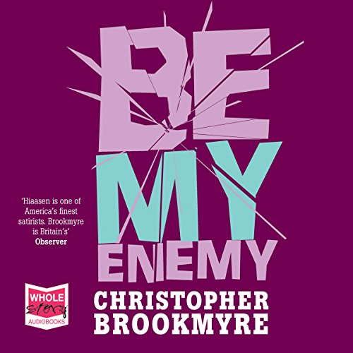 Be My Enemy cover art
