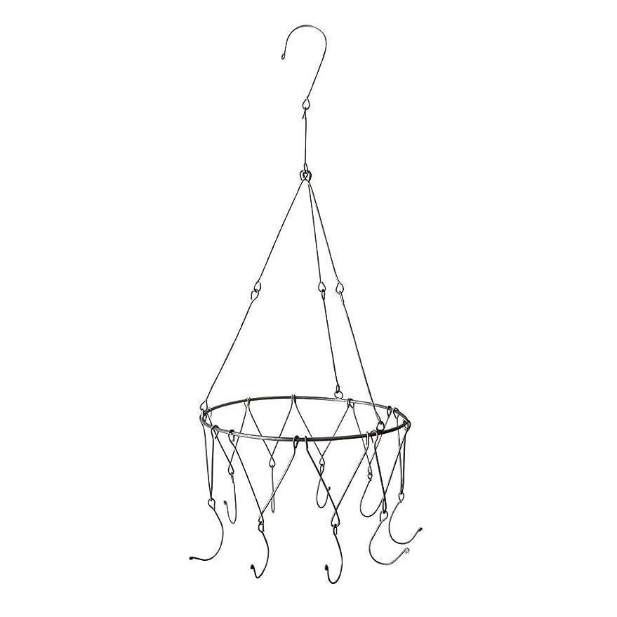 ガレージ規制するインディカカルナック(Carnac) デザイン小物 シルバー φ20×H51cm 1429796