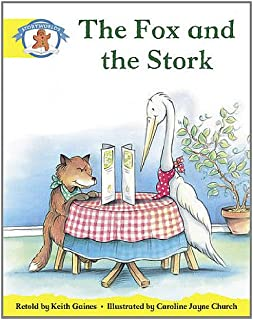 Literacy Edition Storyworlds 2, Once Upon A Time World, The Fox and the Stork