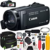 Canon VIXIA HF W11 Camcorder Full HD 1080p Waterproof Shockproof Dust and Freezeproof Video Camera Bundle with...