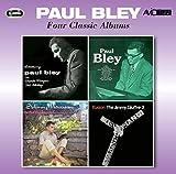 Four Classic Albums (Introducing / Paul Bley / Solemn Meditation / Fusion)