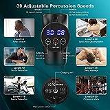 Zoom IMG-1 pistola massaggio muscolare massaggiatore palmare