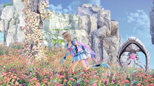 BLUEREFLECTION幻に舞う少女の剣-PSVita