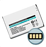 MEXX Star Premium battery para Samsung Galaxy Note 3 Mini, Galaxy Note 3 Neo/EB de bn750bbc, EB de bn750bbe (3250 mAh/12,35wh)
