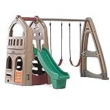 Step2 Naturally Playful Playhouse Climber & Swing Set Extension