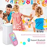 Zoom IMG-1 mp3 bambini agptek lettore mp4
