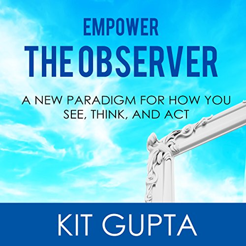 Empower the Observer cover art