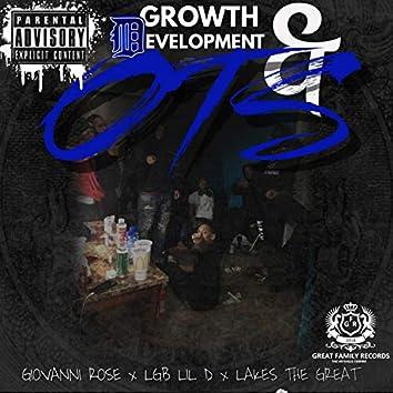 Growth & Development (feat. Giovanni Rose & LGB LIL D)