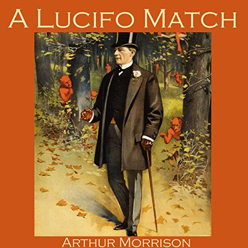 A Lucifo Match audiobook cover art