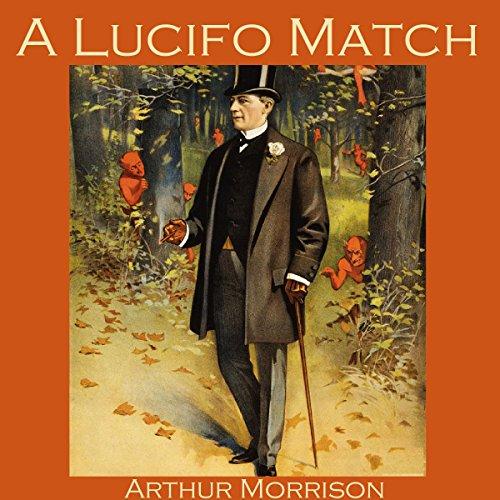 Couverture de A Lucifo Match