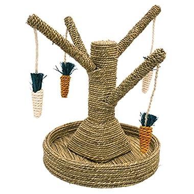 Rosewood Pet Bunny Fun Tree -Rabbit Toy