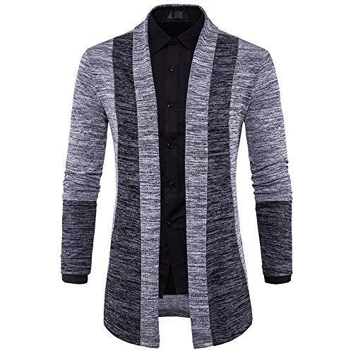 HaiDean herfst en winter mannen kleur gebreide trui sjablonen Nner Koreaanse moderne casual gebreide jas pullover vintage mode sweater strik
