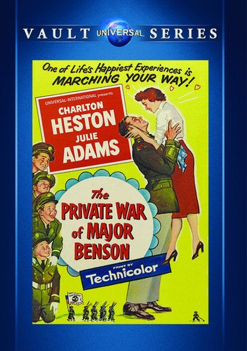 Private War Of Major Benson [Edizione: Stati Uniti] [Italia] [DVD]