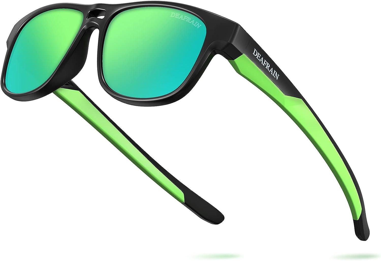 Virginia Beach Mall Kids Polarized Clearance SALE! Limited time! Sunglasses Sport TPEE Flexible Prot Frame 100% UV